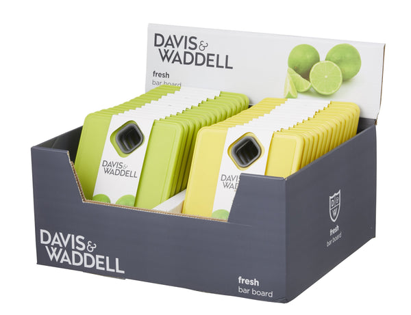 Davis & Waddell Bar Board 2 Asst Colours