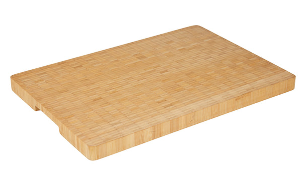 MasterPro Bamboo End-Grain Rectangular Board Medium