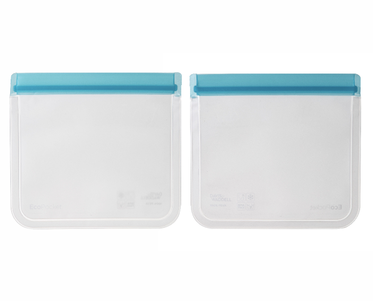 Davis and Waddell Ecopocket XL Pouch set x 2