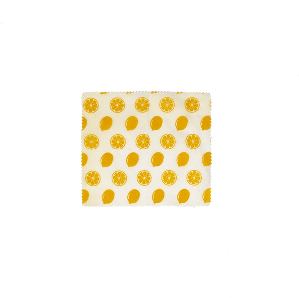REUSABLE BEESWAX WRAP -  SMALL