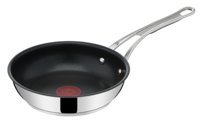 Jamie Oliver by Tefal Cooks Classic Induction Non-Stick Stainless Steel Frypan 24cm