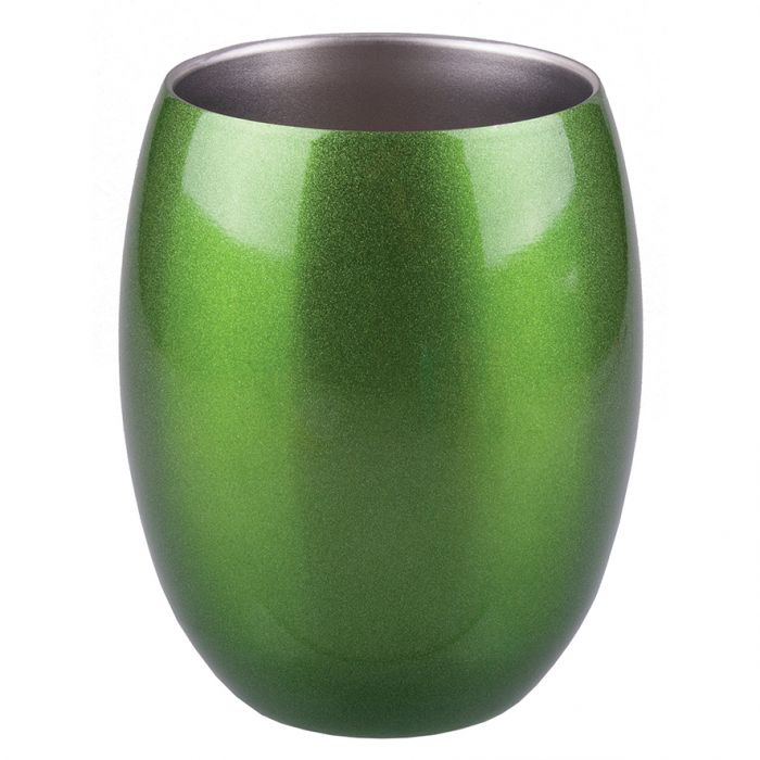 OASIS S/S DOUBLE WALL INSULATED TUMBLER 350ML - EMERALD GREEN