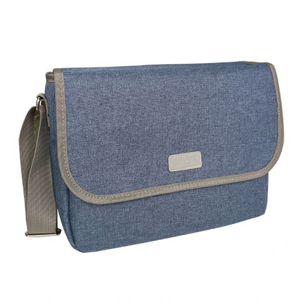 SACHI INSULATED LUNCH SATCHEL - BLUE