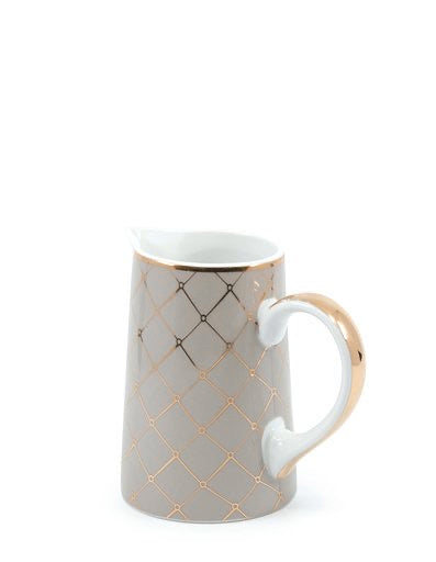 Christopher Vine High Tea creamer 200ml - TAUPE