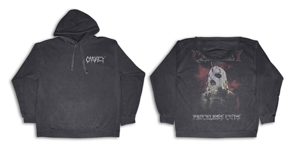 2020 Caskey Vintage Priceless Cuts Metal Hoodie