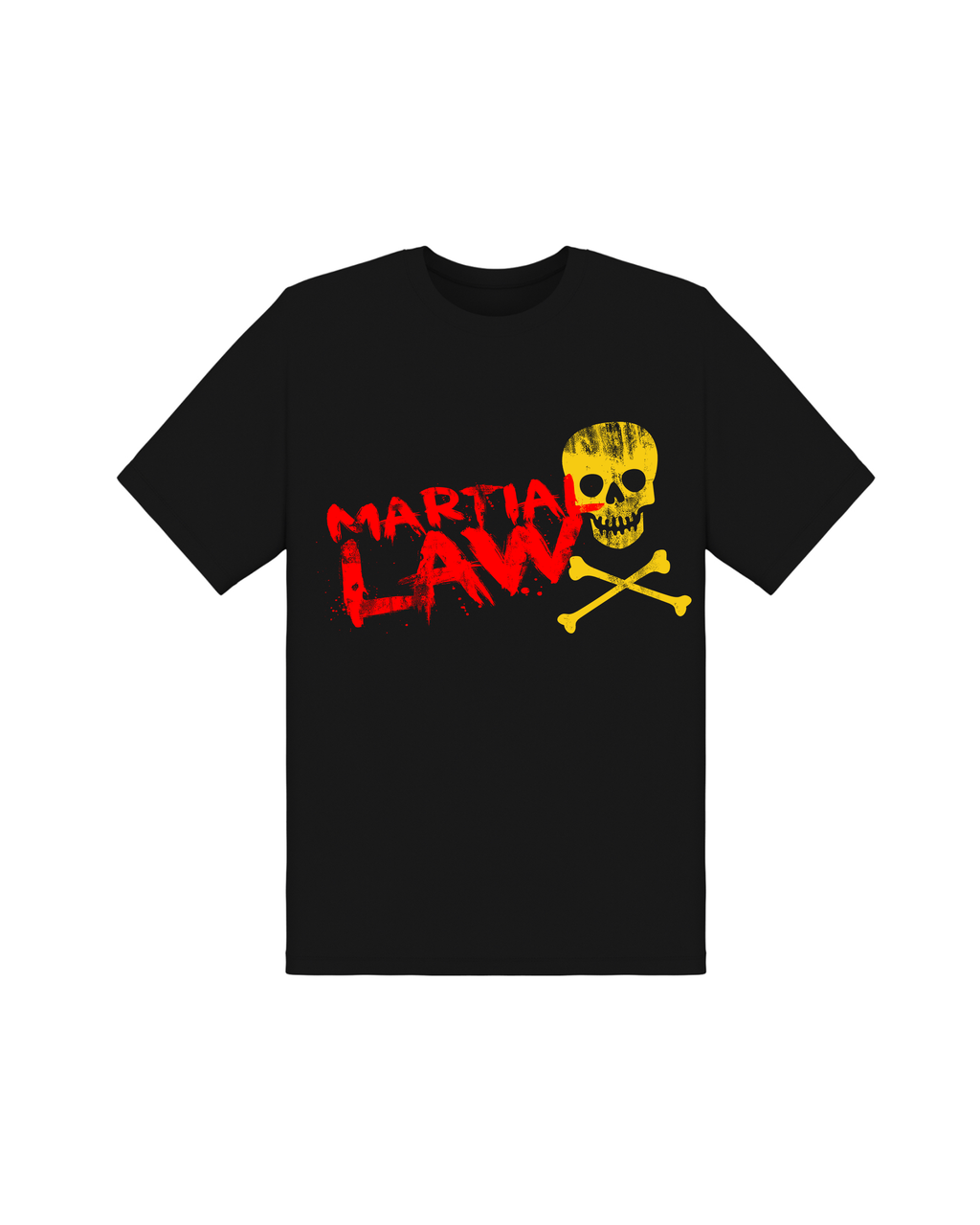 Caskey Martial Law Tee