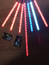 Load image into Gallery viewer, HUBOPTIC® Sound Reactive LED Strip DIY - Cosplay LED Lights for Projects Party Costume Gogo Dancer Robot Helmet Clothing