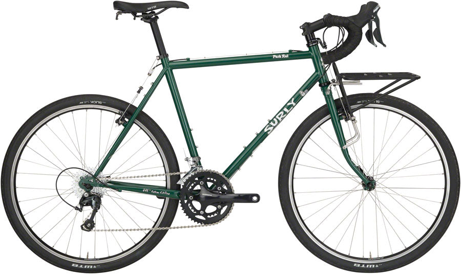 Surly - Pack Rat Get in Green