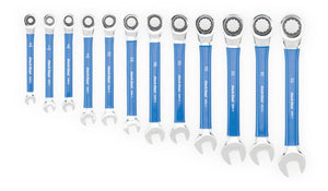 Park Tool - Ratcheting Metric Wrench Set