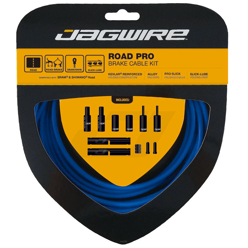Jagwire - Road Pro Brake Kit