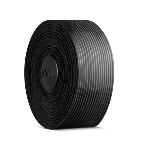 fi'zi:k - Bar Tape VENTO MICROTEX 2MM TACKY BI-COLOR BLACK