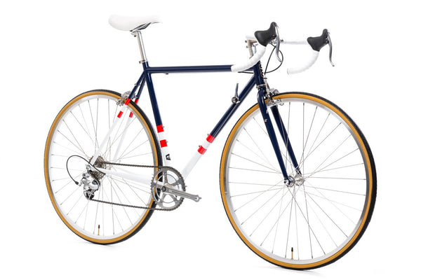 State Bicycle Co. - 4130 Road - Americana - 8 Speed