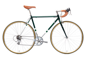 State Bicycle Co. - 4130 ROAD - HUNTER GREEN - (8-Speed)