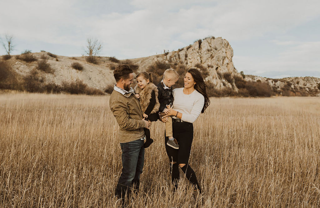 Meet Kelly Jean and her Family