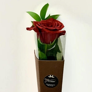 Singel rose box - Valentines day cute gifts - Petalino Flower Bar & Events