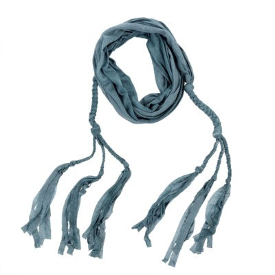 Yoga Scarves - Saskia Braided Scarf/belt