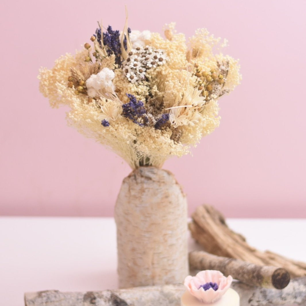 Natural dry bouquet - Petalino Flower Bar & Events - North Vancouver Florist
