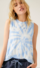Load image into Gallery viewer, LOVE TANK TIE DYE