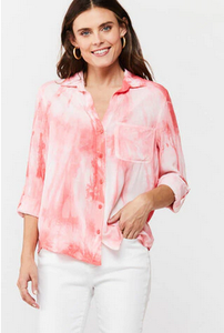ELISA BUTTON-UP TOP
