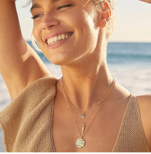 Load image into Gallery viewer, SUNSET COIN NECKLACE