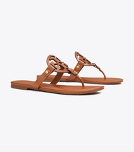 Load image into Gallery viewer, LEATHER MILLER SANDAL