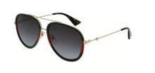 Load image into Gallery viewer, GUCCI SUNGLASSES- GG0062S-003