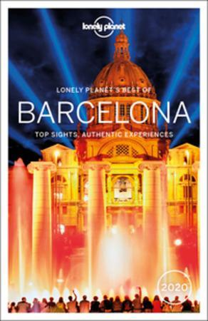 Andy Symington Heftet Barcelona: top sights, authentic experiences