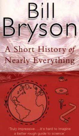Bill Bryson Heftet A short history of nearly everything