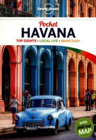 Brendan Sainsbury Heftet Pocket Havana: top sights, local life, made easy