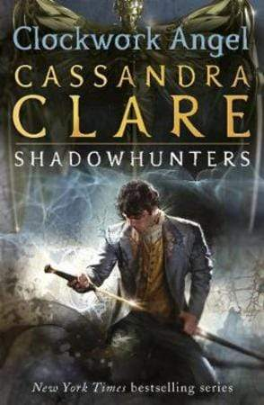 Cassandra Clare Heftet Clockwork angel