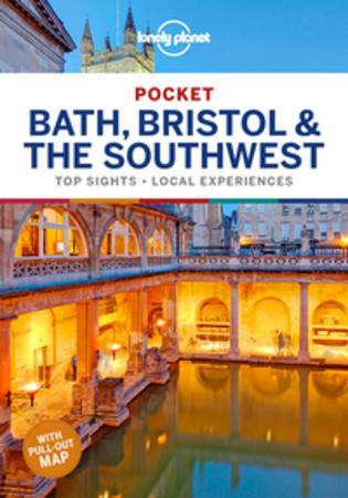 Damian Harper Heftet Pocket Bath, Bristol & the Southwest: top sights, local experiences