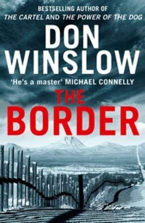 Don Winslow Heftet The border