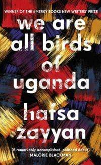 Hafsa Zayyan Heftet We are all birds of Uganda