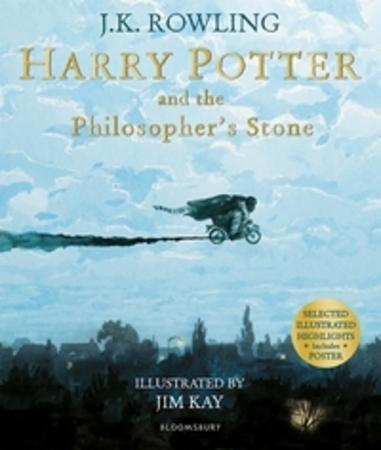 J.K. Rowling Heftet Harry Potter and the philosopher's stone