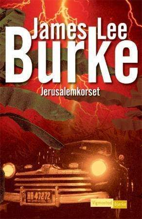 James Lee Burke Innbundet Jerusalemkorset