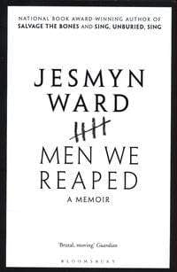 Jesmyn Ward Heftet Men we reaped