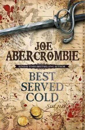 Joe Abercrombie Heftet Best served cold