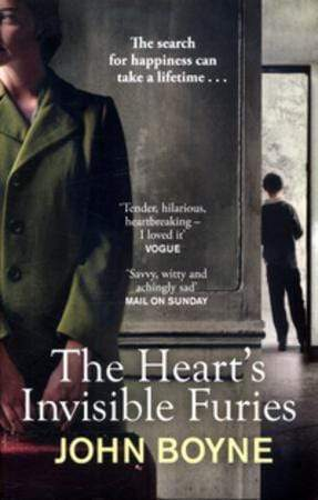 John Boyne Heftet The heart's invisible furies