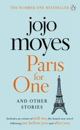 Jojo Moyes Heftet Paris for one and other stories