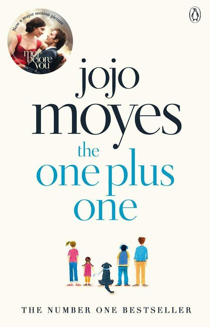Jojo Moyes Heftet The one plus one