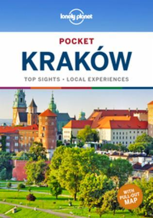 Mark Baker Heftet Pocket Kraków: top sights, local experiences