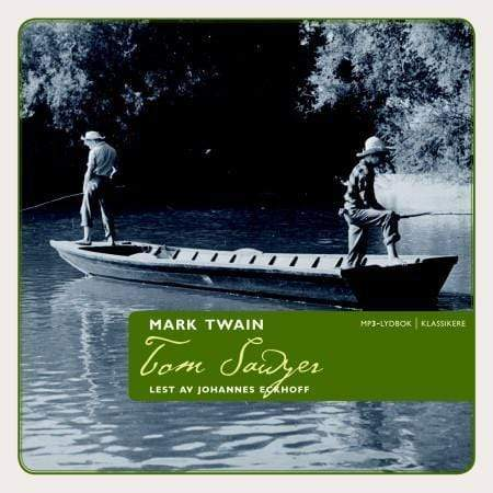 Mark Twain CD Tom Sawyer