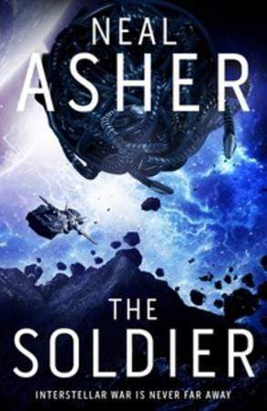 Neal Asher Heftet The soldier