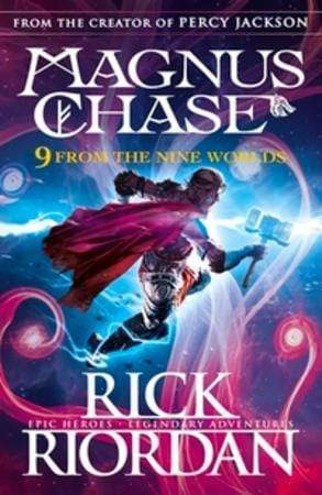 Rick Riordan Heftet 9 from the nine worlds: Magnus Chase and the gods of Asgard