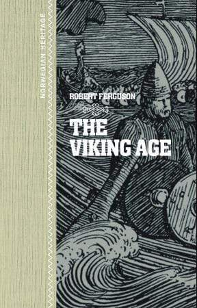 Robert Ferguson Innbundet The viking age