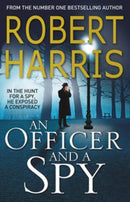Robert Harris Heftet An officer and a spy