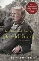 Robert Sears Innbundet The beautiful poetry of Donald Trump