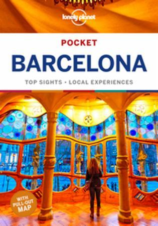 Sally Davies Heftet Pocket Barcelona: top sights, local experiences