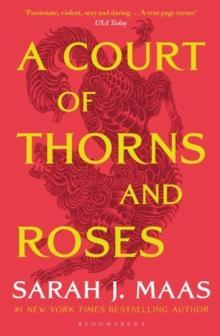 Sarah J. Maas Heftet A court of thorns and roses