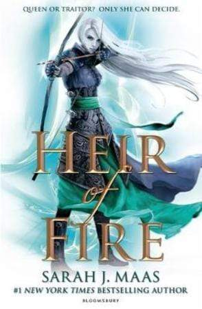 Sarah J. Maas Heftet Heir of fire